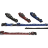 BEEZTEES nyakörv mancsminta kék 35-55 cm