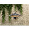 Beliani Elektromos teraszfűtő - infravörös - függő - KABA