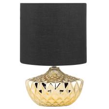 Beliani Esztétikus Fekete és Arany Asztali Lámpa 38 cm VAAL világítás