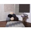 Beliani Kézzel készült szőnyeg bézs színben 140 x 200 cm TUNCELI