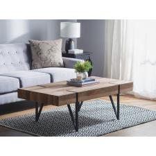 Beliani Modern dohányzóasztal barna színben ADENA bútor