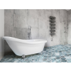Beliani Stílusos ovális fürdőkád - CAYMAN