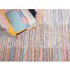 Beliani Színes szőnyeg - 160x230 cm - Pamut - MERSIN