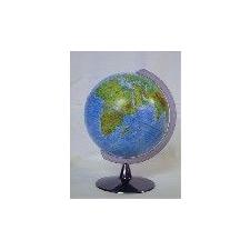Belma Földgömb, 25 cm - hegy-vízrajzi (s) térkép