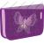 BELMIL kihajtható/klapnis tolltartó, Colorful/Butterfly/Pillangó
