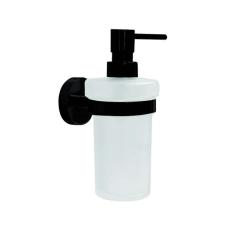 Bemeta Dark szappanadagoló, üveg fürdőszoba kiegészítő