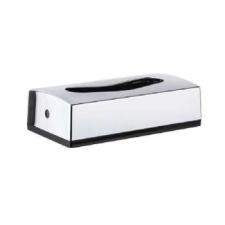 Bemeta HOTEL PROGRAM Kleenex box, króm/ABS, 27 cm világítás