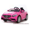 Beneo Elektromos Kisautó Mercedes-Benz S63 AMG-Pink