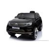 Beneo Elektromos kisautó Volkswagen Touareg-Fekete