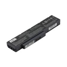 Benq, Packard Bell Packard Bell EasyNote MH85 laptop akkumulátor, új, gyárival megegyező minőségű helyettesítő, 6 cellás (4400mAh) egyéb notebook akkumulátor