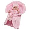 Berbesa Luxus spanyol baba-kisbaba Berbesa Valentina 28cm | Rózsaszín |