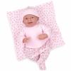 Berenguer Berenguer élethű játékbaba rózsaszín pizsamában 39cm