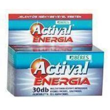 Béres Actival energia filmtabletta vitamin