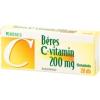 Béres Gyógyszergyár Zrt. Béres C-vitamin 200mg filmtabletta