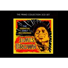 BERTUS HUNGARY KFT. James Brown - The Essential Early Recordings (Cd) funk