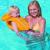 Bestway úszómellény 51x46 cm