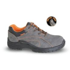 Beta 7210BKK/37 perforált hasítottbőr munkavédelmi cipő, 37 méret