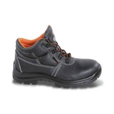 Beta 7243FT/48 bőr munkavédelmi cipő, mérsékelten vízálló orrvédő és áthatolásvédett középtalp nélkül, 48 méret