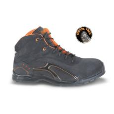 Beta 7350RP/44 Nubuck-Look munkavédelmi cipő, mérsékelten vízálló, gumitalp puha PU-profillal, 44 méret
