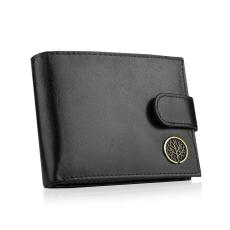 Betlewski férfi elegáns pénztárca fekete