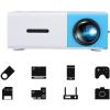 Bewinner hordozható mini projektor, VGA, USB, HDMI