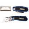 BGS - Összecsukható kés trapéz pengével, 145 mm