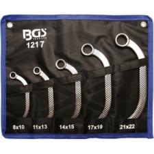 BGS Technic Indítókulcs klt. 5 részes 8-22 mm - BGS (9-1217) imbuszkulcs