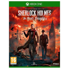 Bigben Interactive Sherlock Holmes: The Devil's Daughter Xbox One videójáték