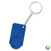 BigBuy Accessories Érme Kulcstartó 143771 Fukszia