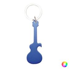 BigBuy Accessories Gitár alakú Nyitó Kulcstartó 143900 Kék kulcstartó