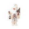 BigBuy Christmas Télapó (46 cm) Fehér
