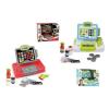 BigBuy Fun Játék pénztárgép Mini Shop + Beépített szkenner (30,5 x 19 x 24 cm)