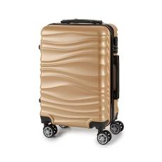 BigBuy Home Kabin bőrönd ABS (22 x 27 x 37,5 cm) (Piros)