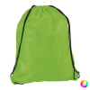 BigBuy Outdoor Hátizsák Kötelekkel 144394 Fluoreszkáló Narancssárga