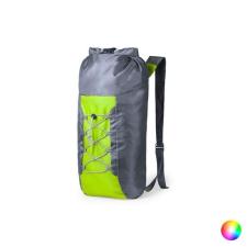 BigBuy Outdoor Többfunkciós Összecsukható Hátizsák Tokkal 146194 Zöld hátizsák