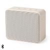 BigBuy Tech Bluetooth Hangszóró 3W 146541 Búza nád Abs