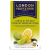 BIJO LONDON CITROM LIME TEA 20X 40g