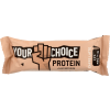 BIJO YOUR CHOICE 35% PROTEIN SZELET, CAFFE LATTE ÍZŰ 60g