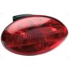 BikeFun Link 4 piros LED, 3 funkciós kerékpár hátsó lámpa 2019