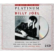BILLY JOEL - Greatest Hits Vol.I-II CD egyéb zene