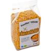 Bio sárga lencse felezett 500 g (Greenamrk Organic)
