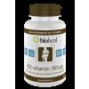 Bioheal K2-vitamin 150 μg D3-vitaminnal és növényi kivonatokkal, 60+10 db