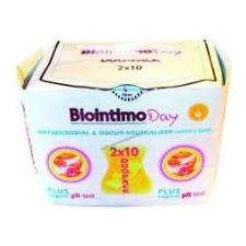 Biointimo intim betét duopack day 2X10 db intim higiénia