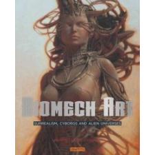 Biomech Art – Martin De Diego Sadaba idegen nyelvű könyv