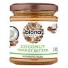 Biona bio kókusz-mogyoróvaj/krém 170g