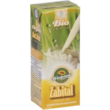 BioPont Biopont Bio Zabital - vaníliás (200 ml) tejtermék