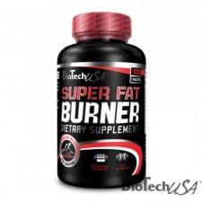 BioTech Super Fat Burner tabletta 120 db táplálékkiegészítő