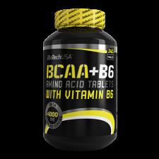 BioTech USA Biotech BCAA+B6 340 tabletta vitamin és táplálékkiegészítő