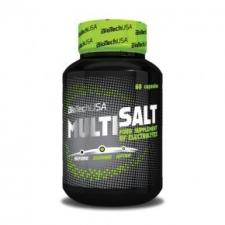BioTech USA MultiSalt kapszula - 60db vitamin és táplálékkiegészítő