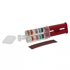 Bison 5perces kétkomponensű epoxi ragasztó 24 ml (Ragasztó) barkácsolás, csiszolás, rögzítés
